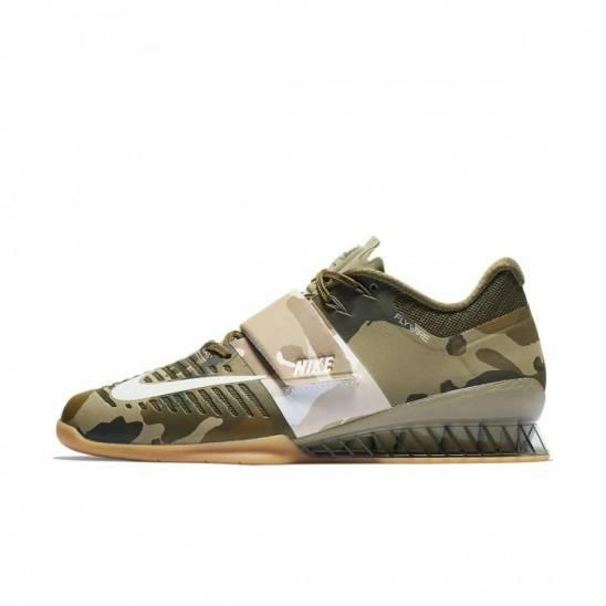 Man Shoes Nike Romaleos 3 - camo