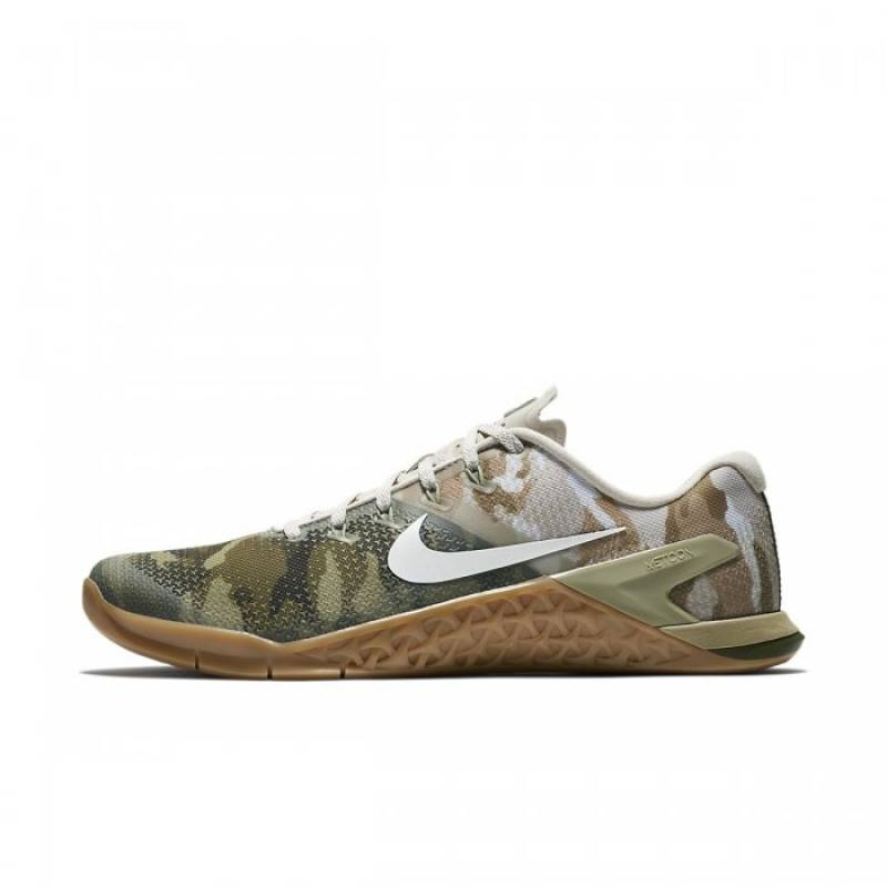 Man Shoes Metcon 4 - camo/white