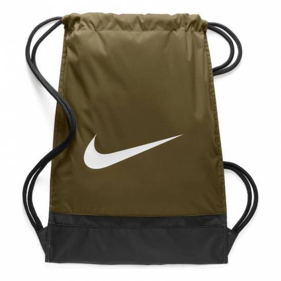 Sports bag Nike brasilia olive BA5338-399 - WORKOUT.EU ffd0192c05