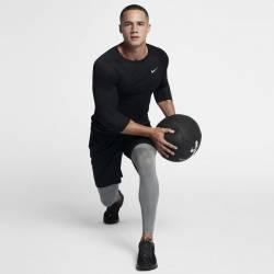 Man training Leggins Nike - grey