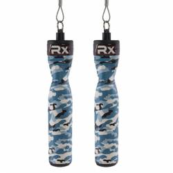 Rx Jump Rope - holder (pair) - blue camo