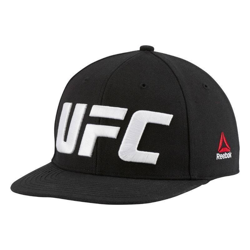 Kšiltovka UFC FLAT PEAK CAP - CZ9904 - WORKOUT.EU 23f0dbc6a8