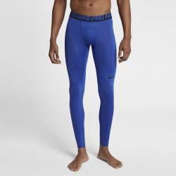 Man training Leggins Nike - blue