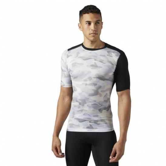 d5151162683 Pánské kompresní tričko Active Chill COMP TEE - - WORKOUT.EU