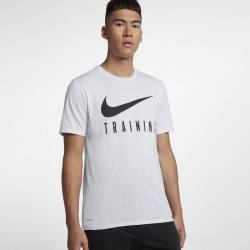 Man fitness T-Shirt Nike TRAINING AH6503-052