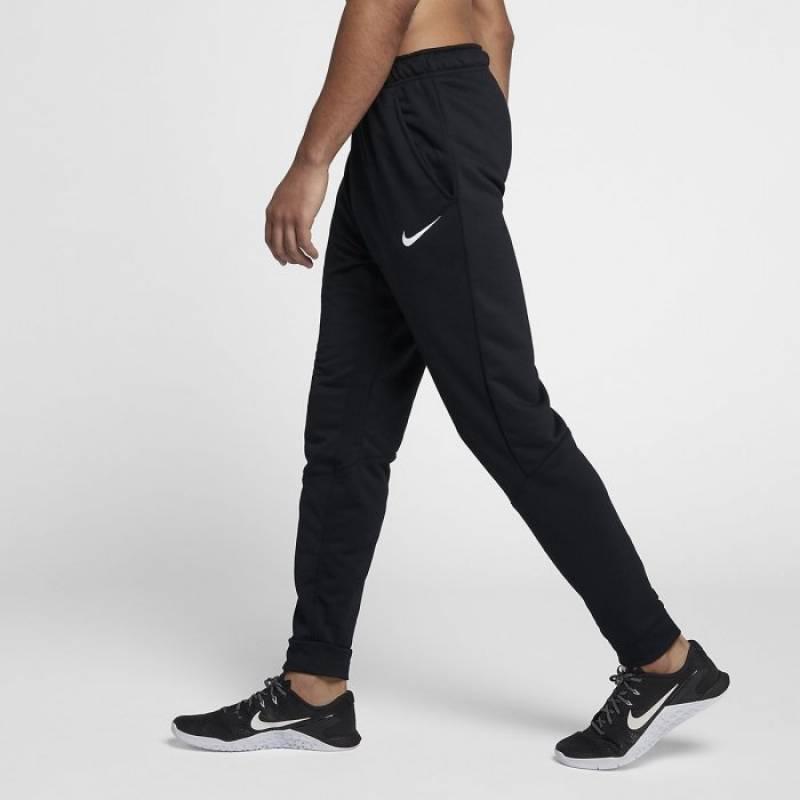 a8042f231 Pánské tepláky Nike M Nk Dry Pant Taper Fleece black - WORKOUT.EU