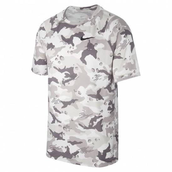 0cc8a4e3d158 Man T-Shirt DRY LEG TEE CAMO AOP 923524-100 - WORKOUT.EU