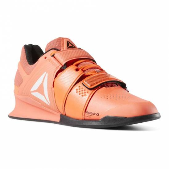 dfaec820db4 Man Shoes Reebok LEGACY LIFTER - Orange - WORKOUT.EU