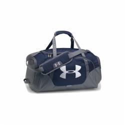 Sportovní taška Under Armour Undeniable SM Duffle 3.0 - modrá