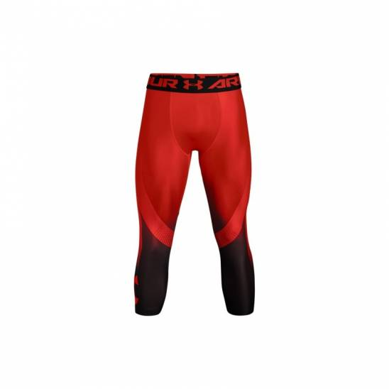 Man Tight Under Armour HeatGear Armour Hg 2.0 3 4 Legging -Red ... 56cbac1a544