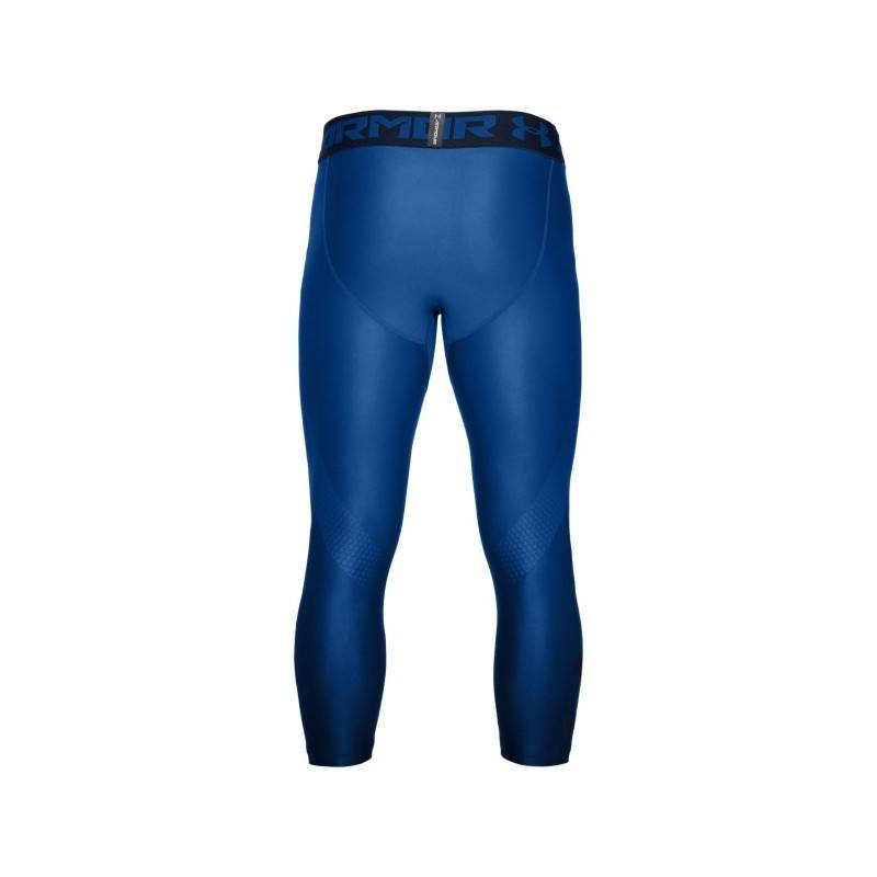 ... Man Tight Under Armour HeatGear Armour Hg 2.0 3 4 Legging - blue ... 5285d3ed793