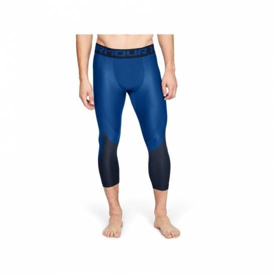 99d15a09cd2 Pánské legíny Under Armour HeatGear Armour Hg 2.0 3 4 Legging - modré