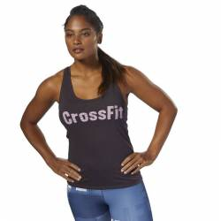 Woman tílko Reebok Crossfit GRAPHIC TANK F.E.F - DP1224