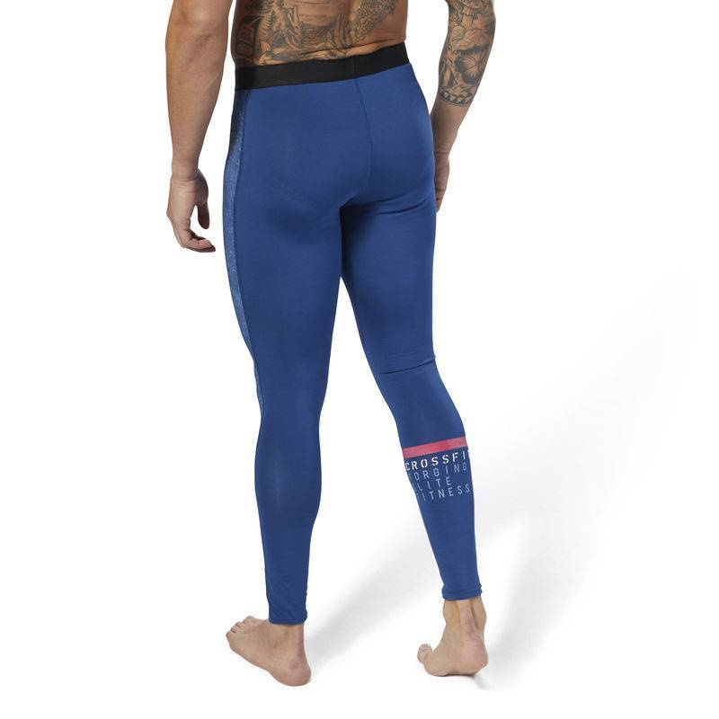 Man compression Leggins Reebok CrossFit Tight - CY4975 - WORKOUT.EU be93af3c434