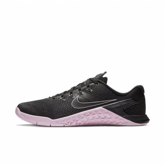 461eb8d5d4d87 Man Shoes Nike Metcon 4 - black   pink - WORKOUT.EU