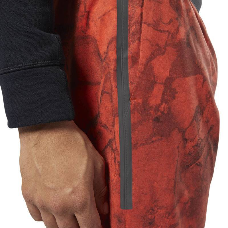 889a9b3ef54c Man Shorts Reebok Crossfit Speed Short-Stone Camo - DM5670 - WORKOUT.EU