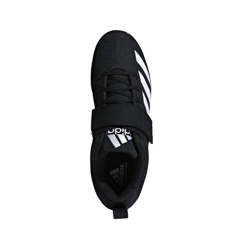 949c9a083d1 Man weightlifting Shoes Powerlift 4 black BC0343 - WORKOUT.EU