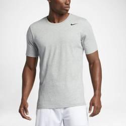 Pánské tričko Nike Dry Train šedé