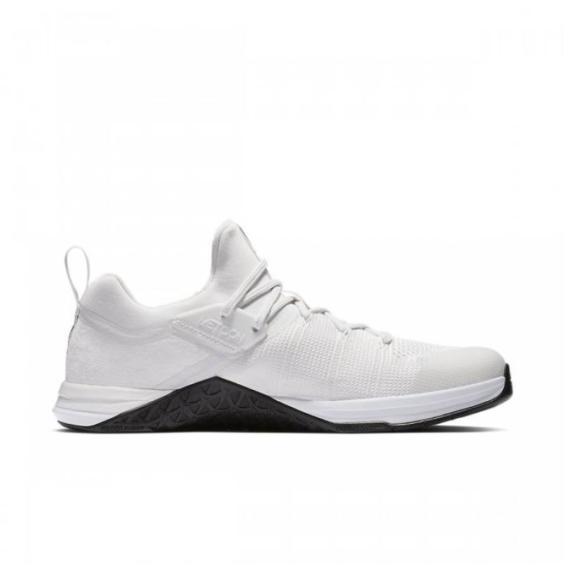 Nike Metcon Flyknit 3 Men's White   Rogue Fitness