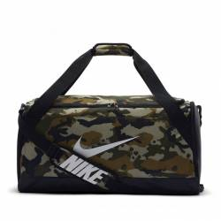 Taška Nike Brasilia 6 (Medium) Training Duffel Bag - camo