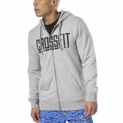 Man hoodie Reebok CrossFit Zip Hoodie - DP6207