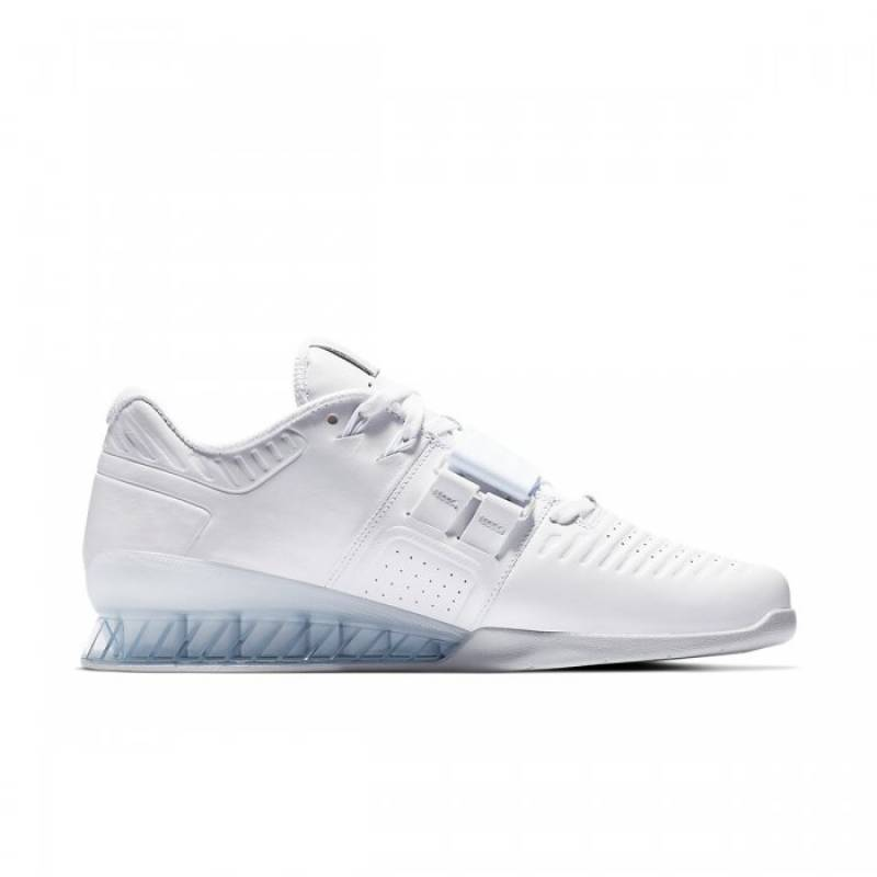 Man Shoes Nike Romaleos 3.5 XD - white
