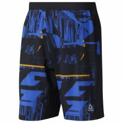 Man Shorts OST Speed Short - AOP - DY8561