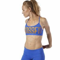 Podprsenka Reebok CrossFit Skinny Bra Graphic - DQ0052