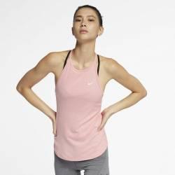 Dámské tílko Nike NP- Elastika - červené