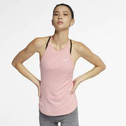 Woman Top Nike NP- Elastik - red