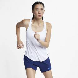 Woman top Nike Dry fit - white