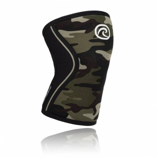 RX KNEE SLEEVE 7MM - Camo