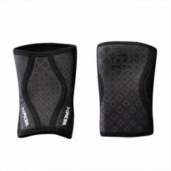 Knee support Picsil - 5 mm black (2 pcs)