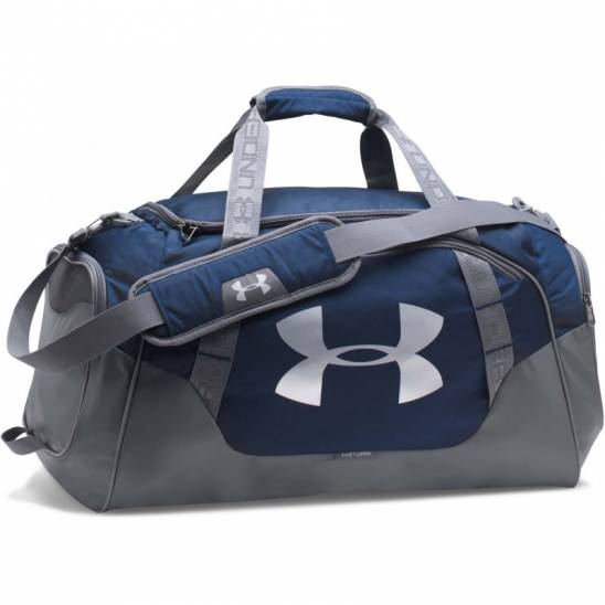 fe6cd27e8 Bag Under Armour Undeniable MD Duffle 3.0 navy - WORKOUT.EU