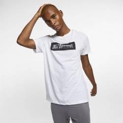 Pánské tričko Nike Just Dont Quit - bílé