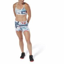 Podprsenka Reebok CrossFit Skinny Bra AOP - DQ0051