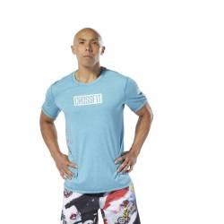Pánské tričko Reebok CrossFit Move Tee - DU5116