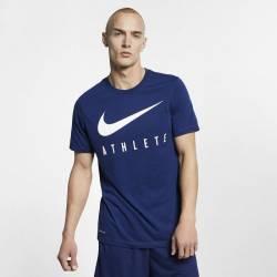 Pánské tričko Nike Athlete - navy