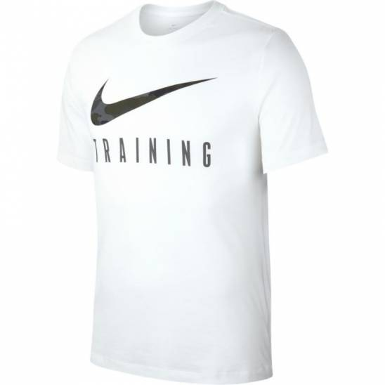 official photos a2c89 1439c Man training T-Shirt Nike Training - white