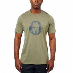 SPARTAN by CRAFT Helmet Logo SS Tee - Mens