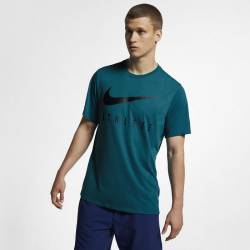 Man T-Shirt Nike ATHLETE Dry Train - green