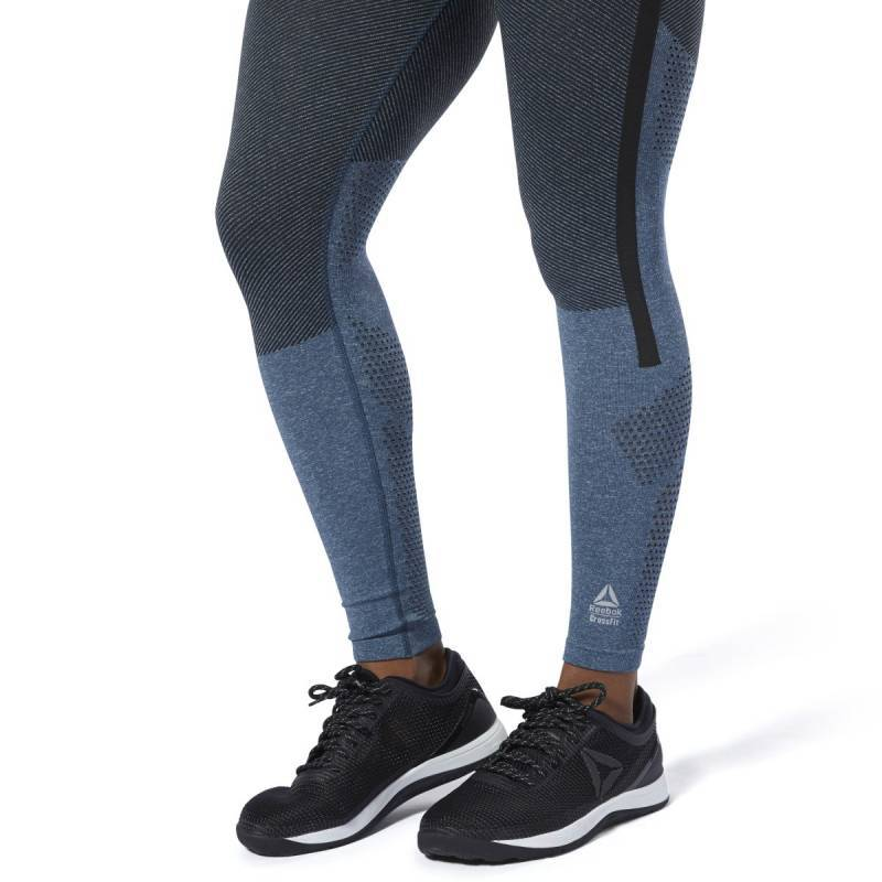 9c2309affbb22 Woman Tight Reebok CrossFit MyoKnit Tight - DU5092 - WORKOUT.EU