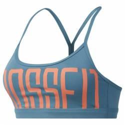 Bra Reebok CrossFit Skinny Bra Graphic - DU5101