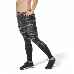 Woman compression Tight Reebok CrossFit Tight AOP - DQ0042