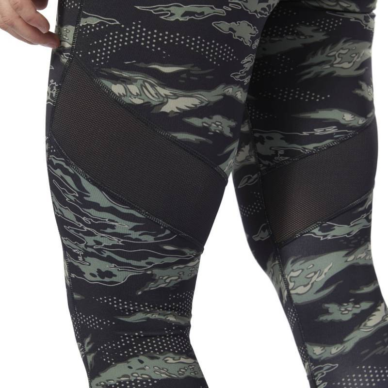 Woman compression Tight Reebok CrossFit Tight AOP - DQ0042