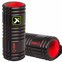 Foam Roller GRID X 33 cm black