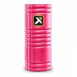 Masážní pěnový válec Foam Roller GRID - růžový - Trigger Point