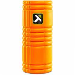 Masážní pěnový válec Foam Roller GRID Trigger Point - oranžový