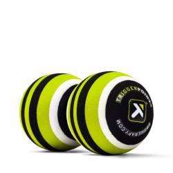 Double massage ball