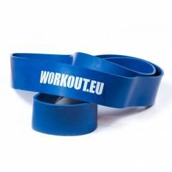 Odporová guma WORKOUT modrá - 65 kg